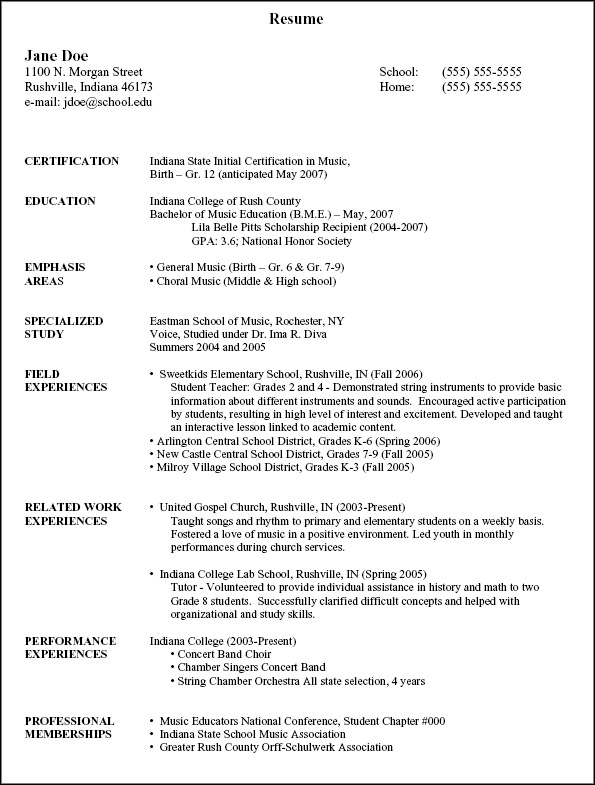 resume physician assistant